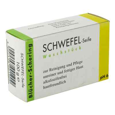 Schwefel Seife Blücher Schering  bei apotheke.at bestellen