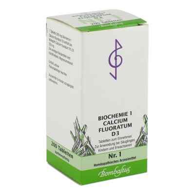 Biochemie 1 Calcium fluoratum D 3 Tabletten  bei apotheke.at bestellen