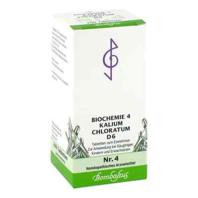 Biochemie 4 Kalium chloratum D 6 Tabletten  bei apotheke.at bestellen