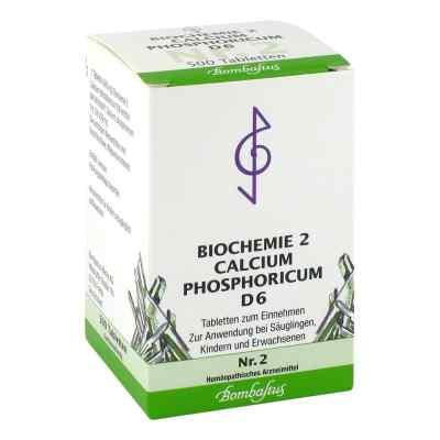 Biochemie 2 Calcium phosphoricum D6 Tabletten  bei apotheke.at bestellen