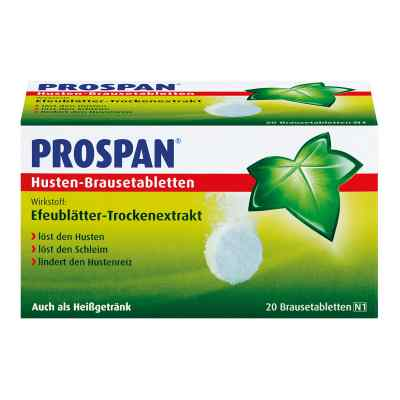 Prospan Husten-Brausetabletten  bei apotheke.at bestellen