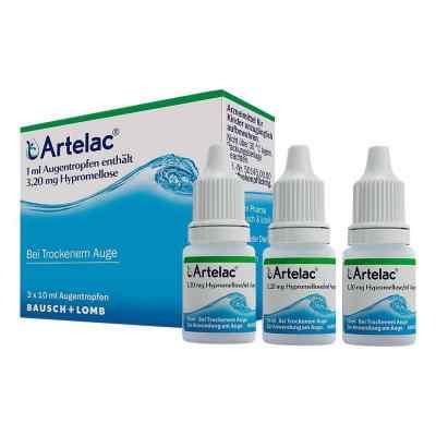 Artelac Augentropfen  bei apotheke.at bestellen