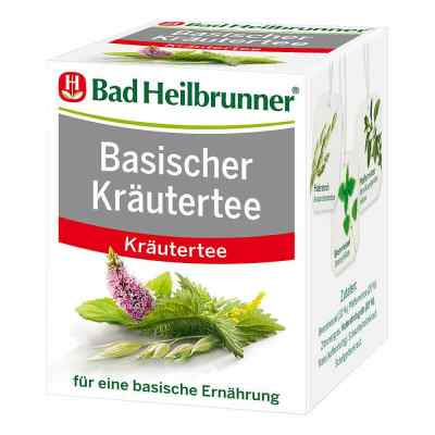 Bad Heilbrunner Tee Basische Kräuter Filterbeutel  bei apotheke.at bestellen