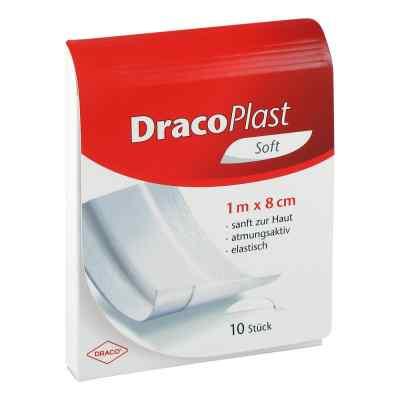 Dracoplast Soft Pflaster 1mx8cm  bei apotheke.at bestellen