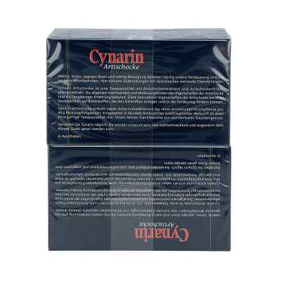 Cynarin Artischocke Filterbeutel  bei apotheke.at bestellen