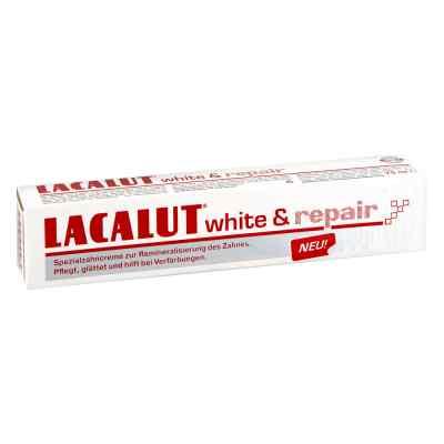 Lacalut white & repair Zahncreme