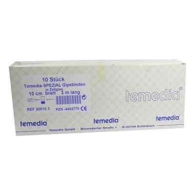 Gipsbinde Temedia spezial 3 m x 10 cm  bei apotheke.at bestellen