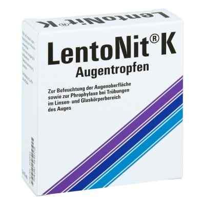 Lento Nit K Augentropfen  bei apotheke.at bestellen