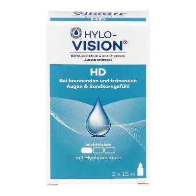 Hylo-vision Hd Augentropfen  bei apotheke.at bestellen