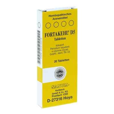 Fortakehl D 5 Tabletten  bei apotheke.at bestellen