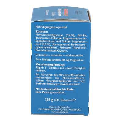 Grandelat Mag 60 Magnesium Tabletten  bei apotheke.at bestellen
