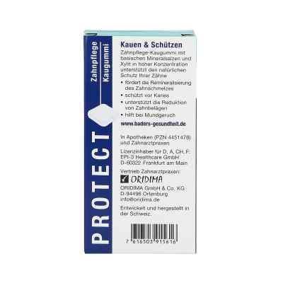 Baders Protect Gum Zahnpflege Kaugummi  bei apotheke.at bestellen