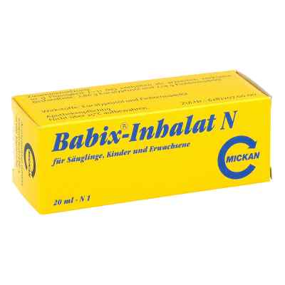 Babix-Inhalat N  bei apotheke.at bestellen