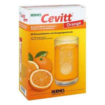 Hermes Cevitt Orange Brausetabletten  bei apotheke.at bestellen