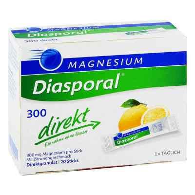 Magnesium Diasporal 300 direkt Granulat  bei apotheke.at bestellen