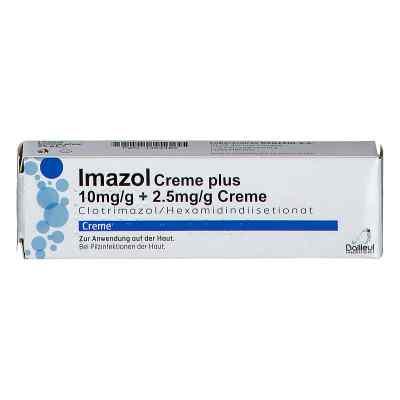 Imazol Creme plus 10mg/g + 2,5mg/g  bei apotheke.at bestellen