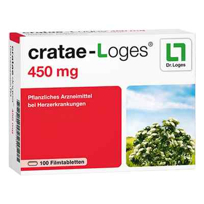 Cratae-loges 450mg  bei apotheke.at bestellen