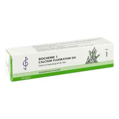 Biochemie 1 Calcium fluoratum D 6 Creme  bei apotheke.at bestellen