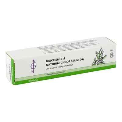 Biochemie 8 Natrium chloratum D 6 Creme  bei apotheke.at bestellen