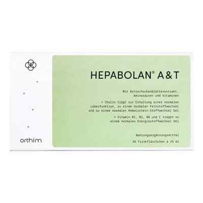 Hepabolan A&t Trinkampullen  bei apotheke.at bestellen