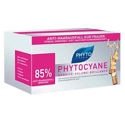 Phyto Phytocyane Kur Anti-haarausfall Frauen Ampullen   bei apotheke.at bestellen