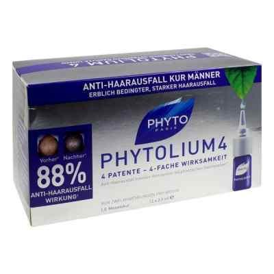 Phyto Phytolium 4 Kur Anti-haarausfall Männer  bei apotheke.at bestellen