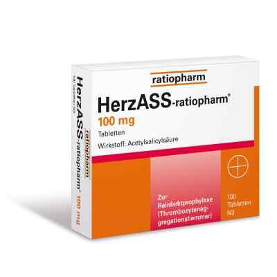 HerzASS-ratiopharm 100mg  bei apotheke.at bestellen