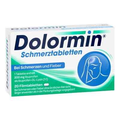 Dolormin Schmerztabletten  bei apotheke.at bestellen