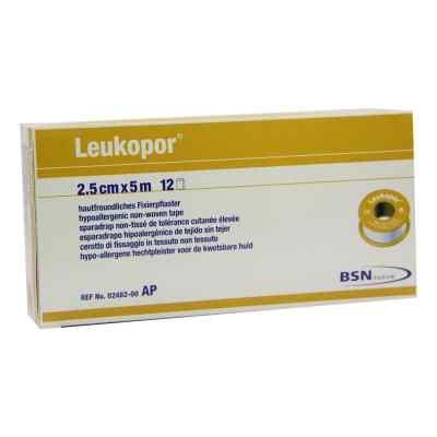 Leukopor 5 m x 2,50 cm 2482  bei apotheke.at bestellen