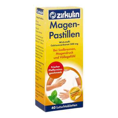 Zirkulin Magen-Pastillen  bei apotheke.at bestellen