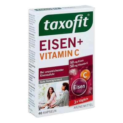 Taxofit Eisen+Vitamin C