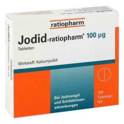 Jodid-ratiopharm 100μg  bei apotheke.at bestellen