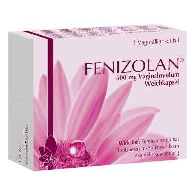 Fenizolan 600mg Vaginalovula  bei apotheke.at bestellen