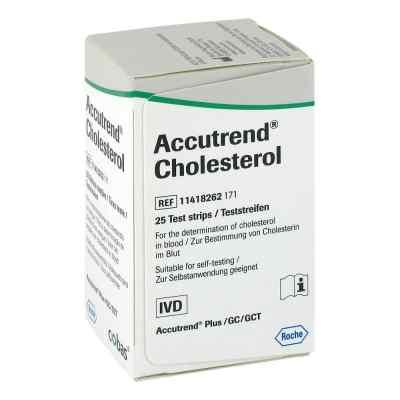 Accutrend Cholesterol Teststreifen  bei apotheke.at bestellen