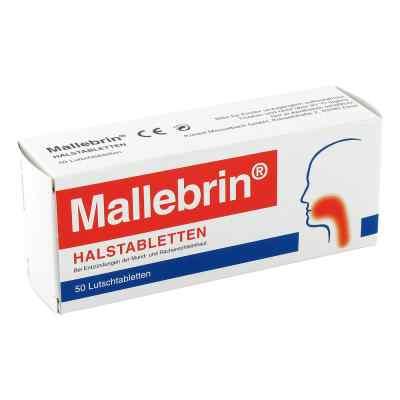 Mallebrin Halstabletten  bei apotheke.at bestellen