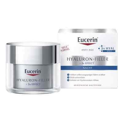 Eucerin Anti-Age Hyaluron-Filler Nachtpflege  bei apotheke.at bestellen