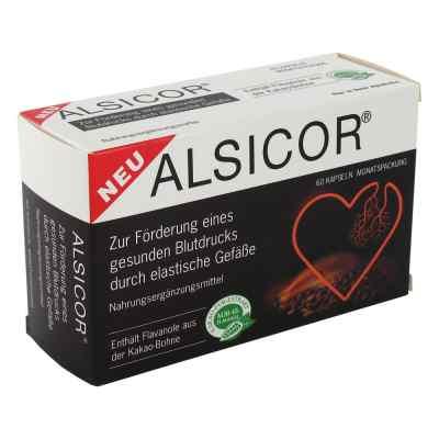 Alsicor mit Kakao Flavanolen Kapseln  bei apotheke.at bestellen
