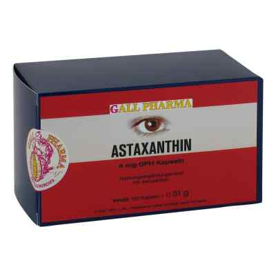 Astaxanthin 4 mg Gph Kapseln  bei apotheke.at bestellen
