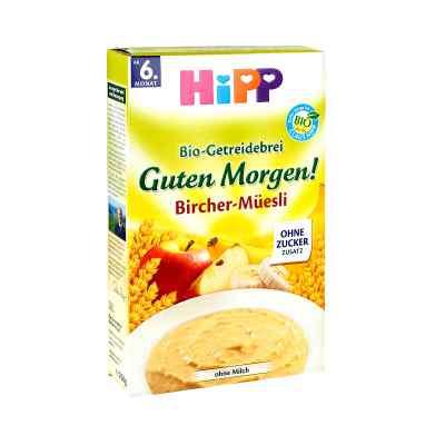 Hipp Bio Getreidebrei Guten Morgen Birchler Müsli