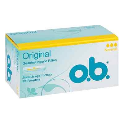 O.b. Tampons normal