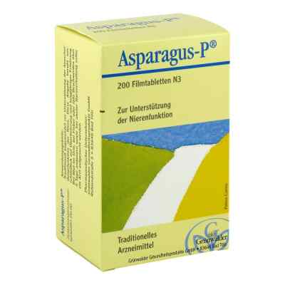 Asparagus-P  bei apotheke.at bestellen