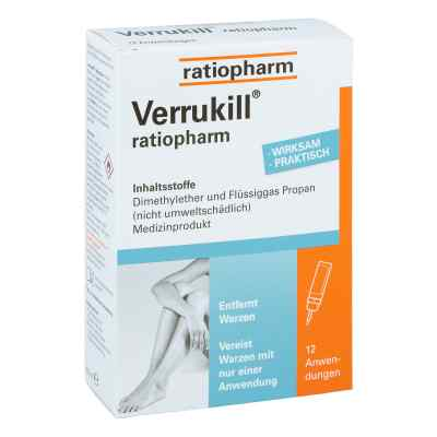 Verrukill ratiopharm Spray  bei apotheke.at bestellen