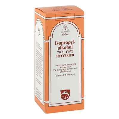 Isopropylalkohol 70% V/v Hetterich  bei apotheke.at bestellen