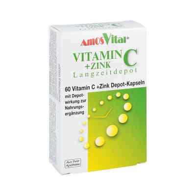 Vitamin C + Zink Depot Kapseln  bei apotheke.at bestellen