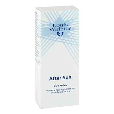 Widmer After Sun Lotion unparfümiert