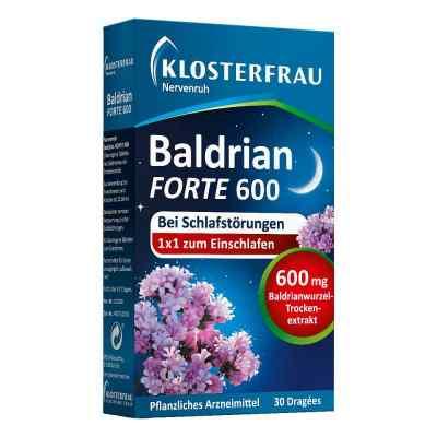 Nervenruh Baldrian Forte 600