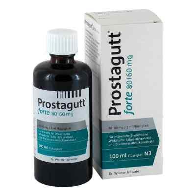 Prostagutt forte 80/60mg  bei apotheke.at bestellen