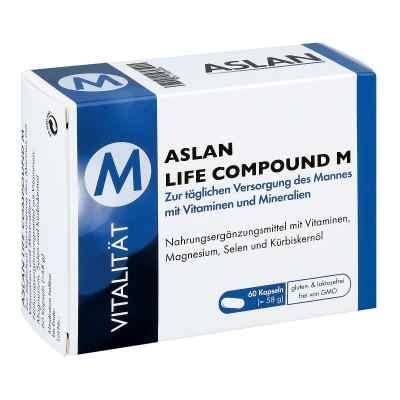 Aslan Life Compound M Kapseln  bei apotheke.at bestellen