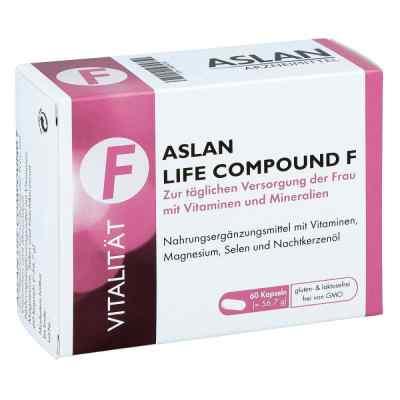 Aslan Life Compound F Kapseln  bei apotheke.at bestellen