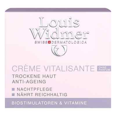 Widmer Creme Vitalisante unparfümiert  bei apotheke.at bestellen